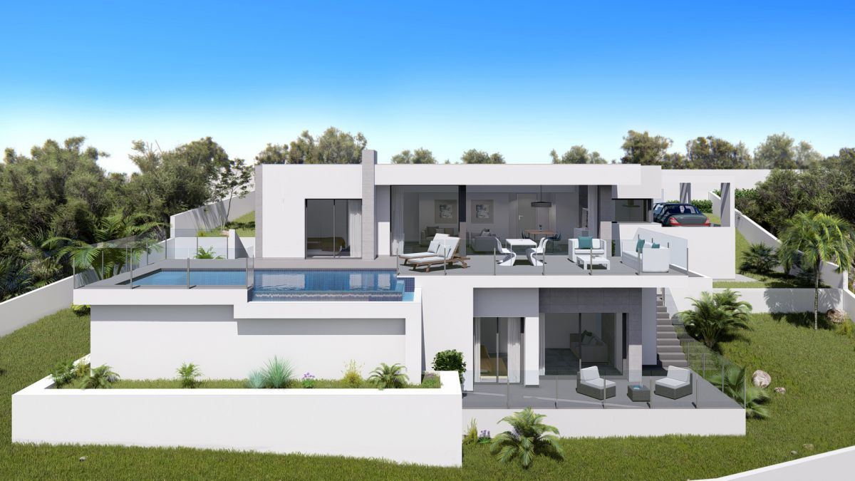 3 bedroom Villa in Benitachell in Medvilla Spanje