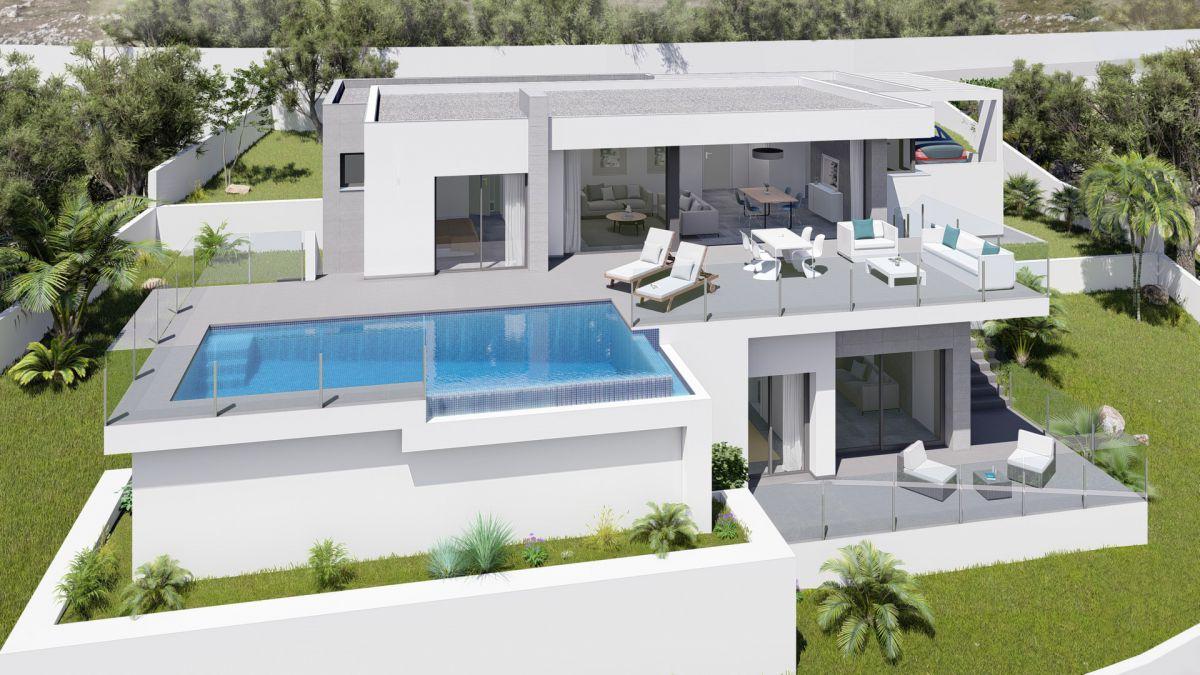 For Sale. Villa in Benitachell