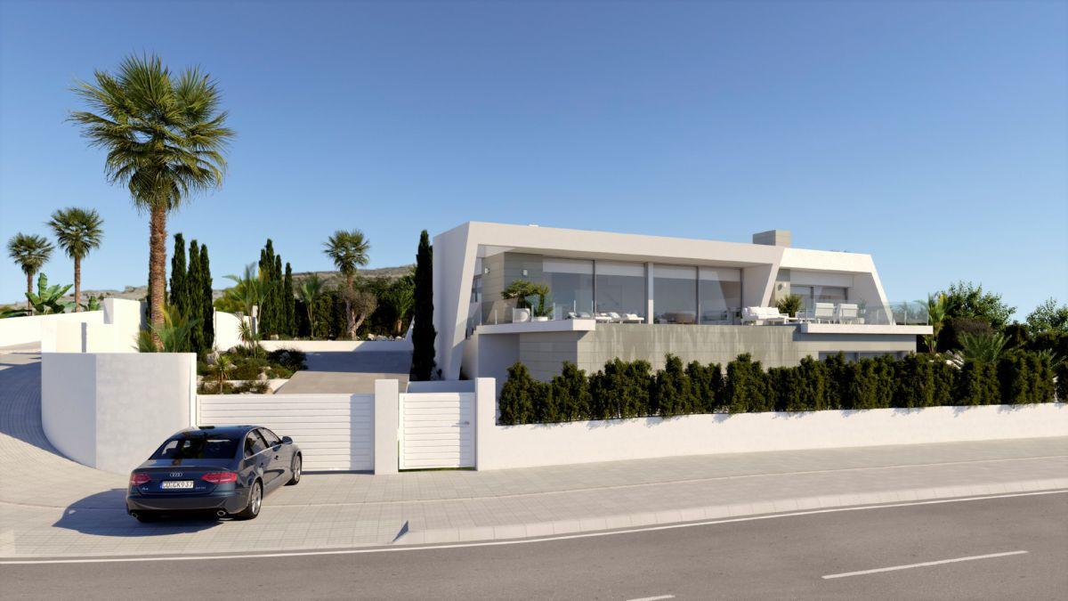 3 Slaapkamer Villa in Benitachell in Medvilla Spanje
