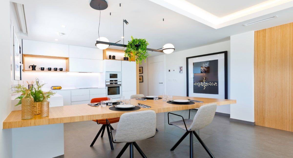 3 Slaapkamer Appartement in Benitachell - Nieuwbouw in Medvilla Spanje