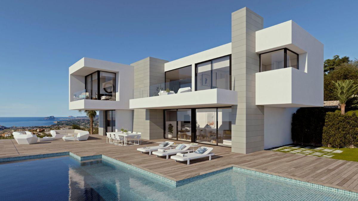 villa en benitachell · cumbre-del-sol 1800000€