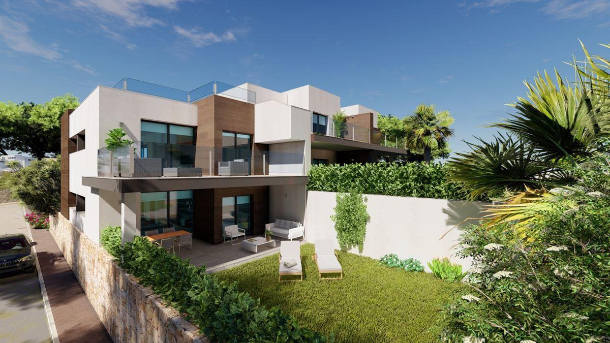 2 Slaapkamer Appartement in Benitachell in Medvilla Spanje