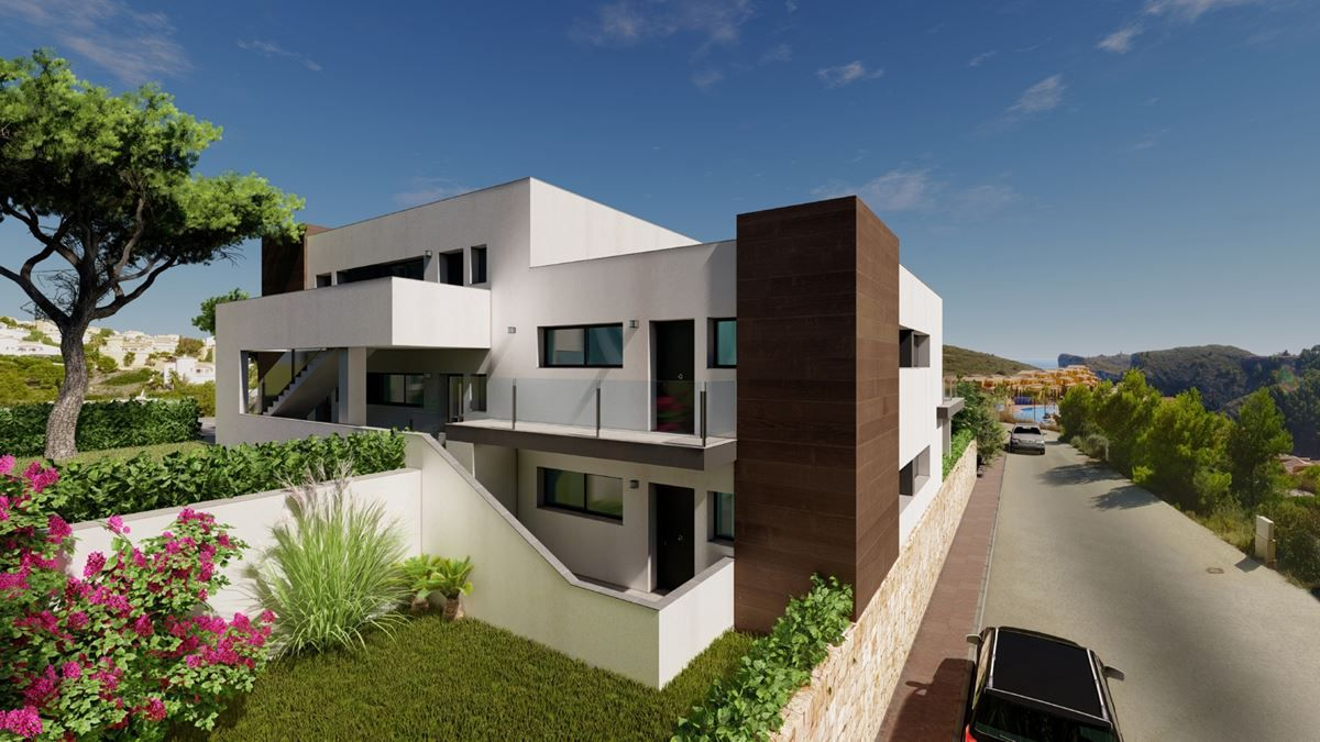 Apartment in Cumbre Del Sol Cumbre Del Sol