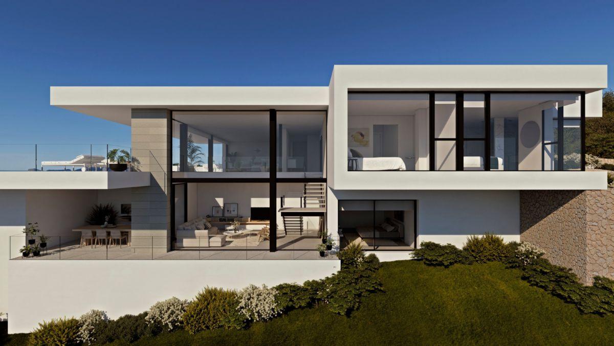 villa en benitachell · cumbre-del-sol 2400000€