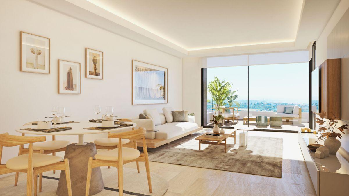 Apartamento de 3 dormitorios en Pedreguer