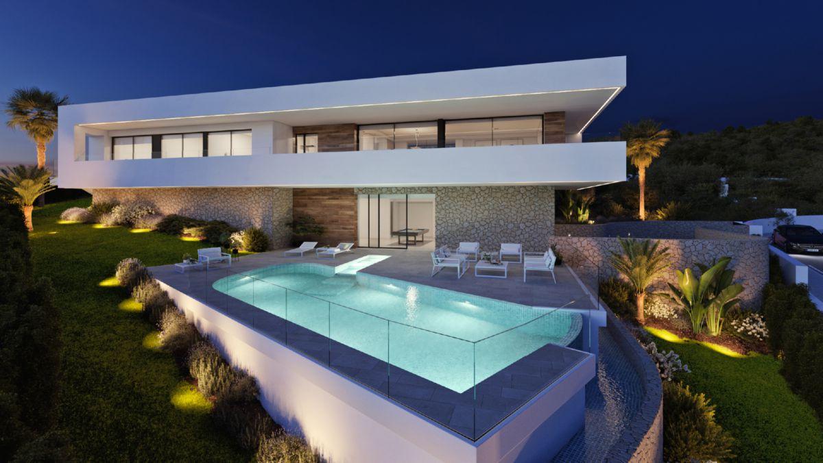 villa en benitachell · cumbre-del-sol 1845000€