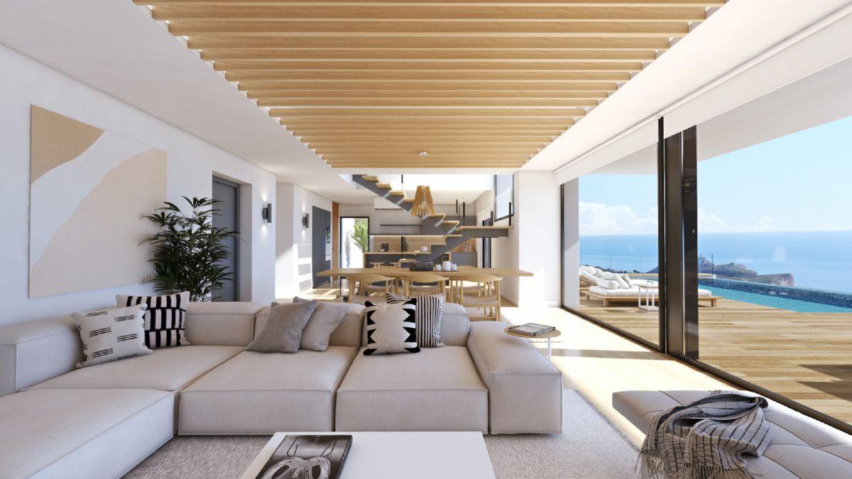 For Sale. Modern Villa in Benitachell