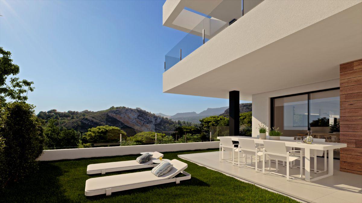apartamento en benitachell · cumbre-del-sol 330000€