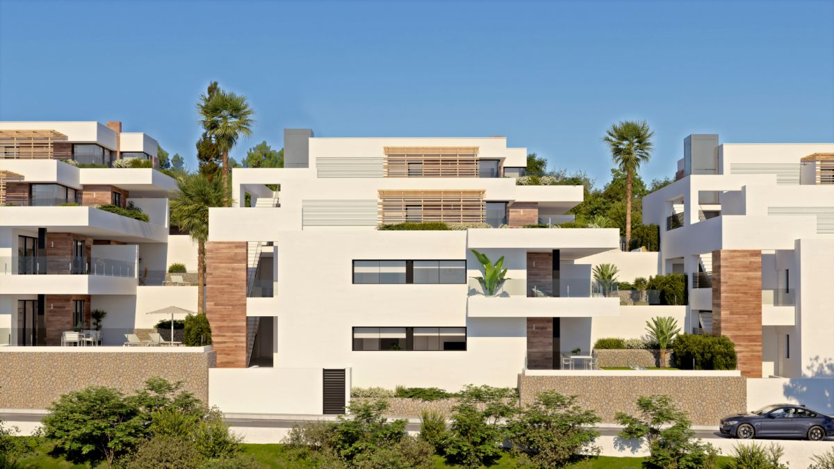 apartamento en benitachell · cumbre-del-sol 276000€