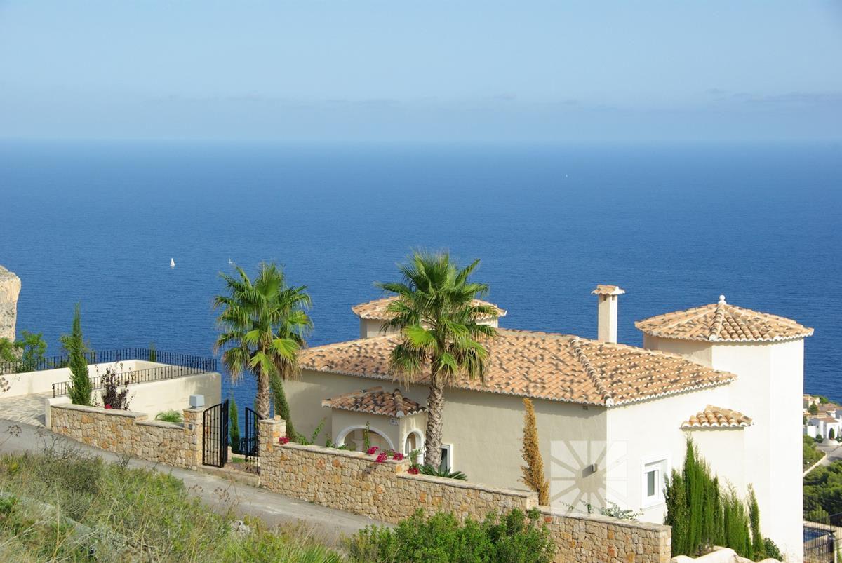 villa en benitachell · cumbre-del-sol 832000€