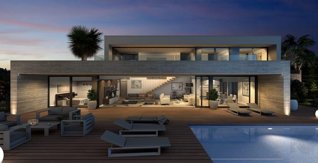 villa en benitachell · cumbre-del-sol 1890000€
