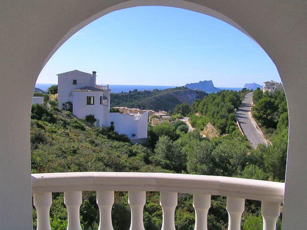 2 Sovrum Villa i Benitachell - Nybyggnad in Medvilla Spanje