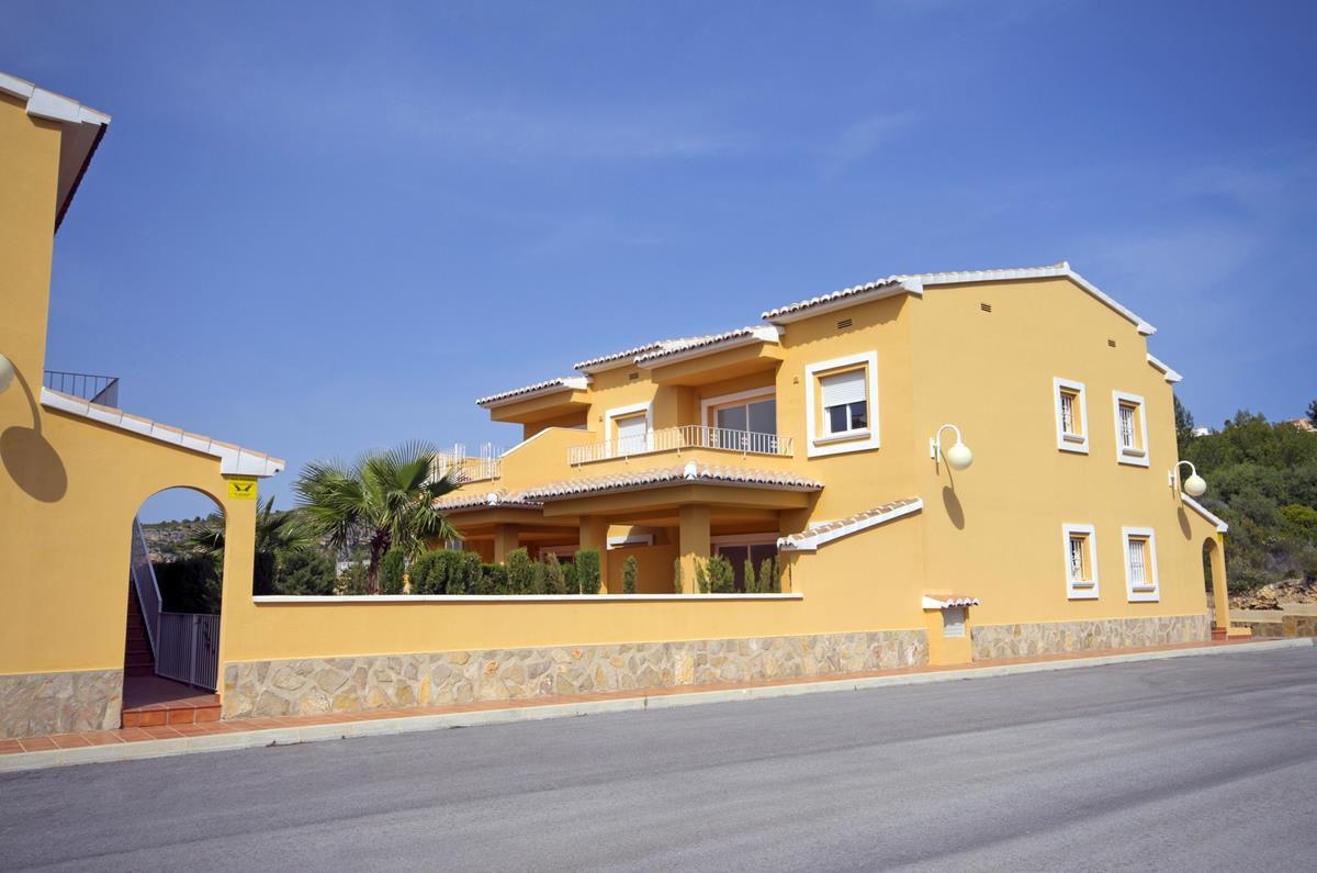 2 Chambre à coucher Appartement à Benitachell - Nouvelle construction in Medvilla Spanje
