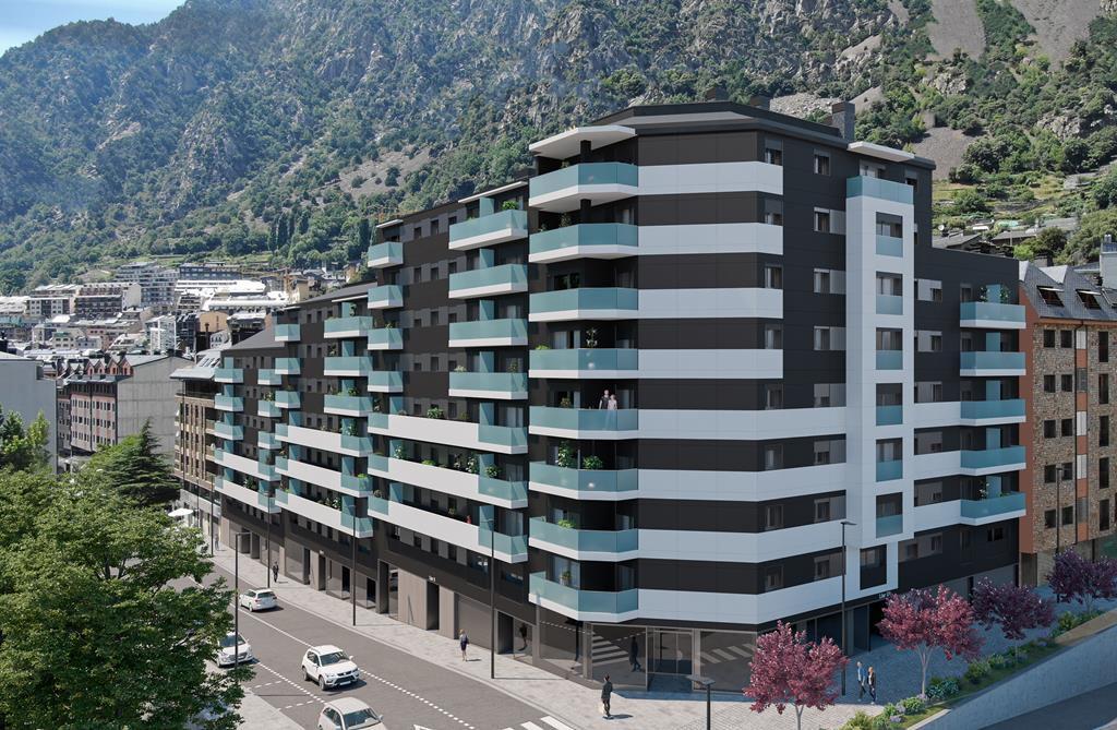 Pis en venda a Andorra la Vella, 2 habitacions, 76 metres