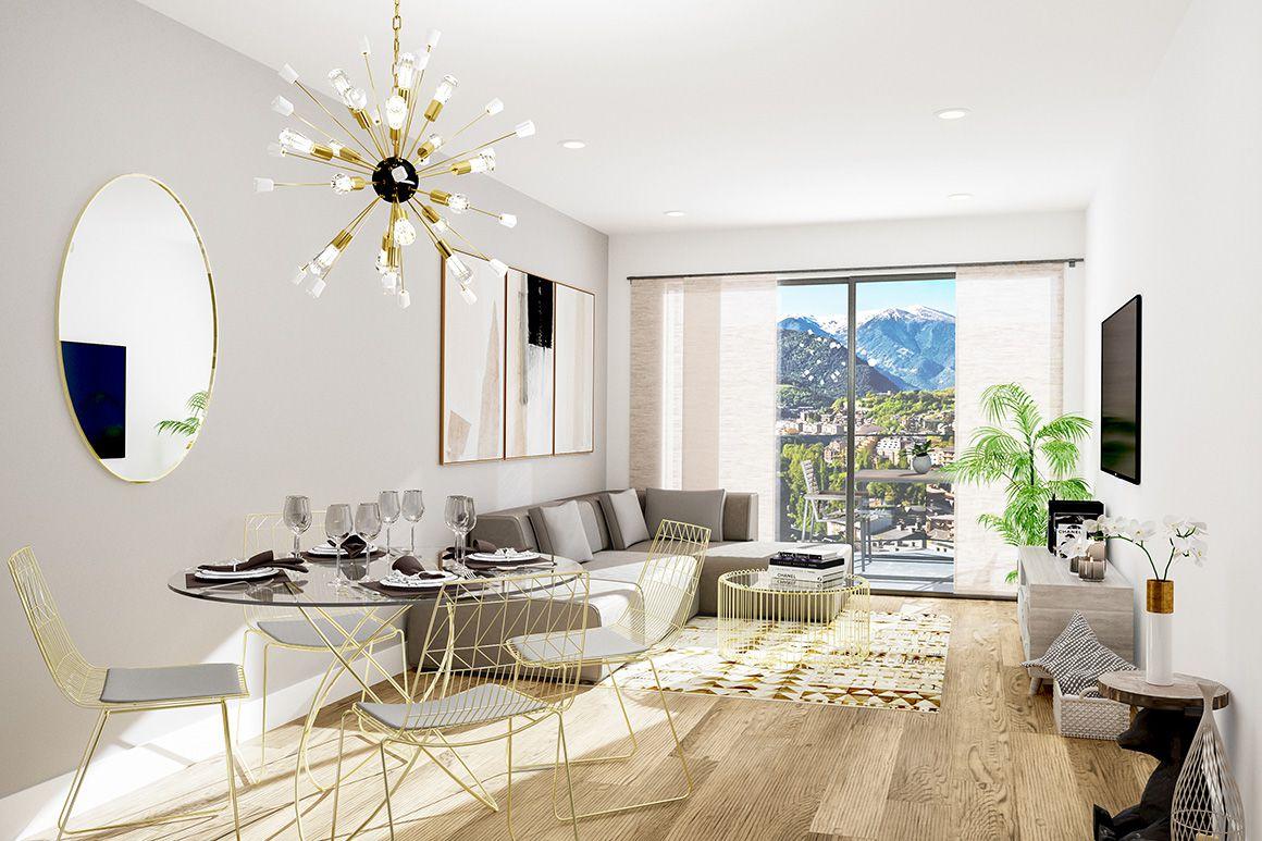 Pis en venda a Andorra la Vella, 2 habitacions, 72 metres