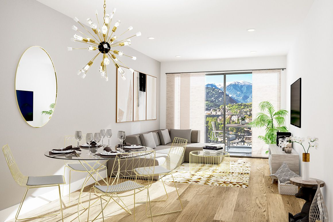 Pis en venda a Andorra la Vella, 3 habitacions, 103 metres