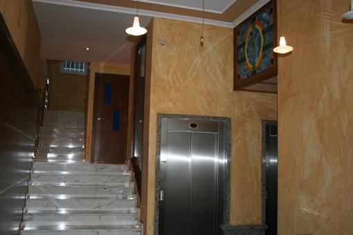 hall edificio