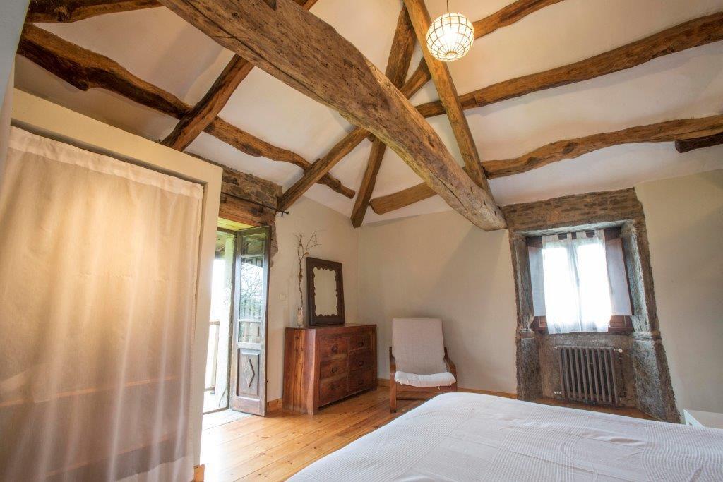 dormitorio principal casa