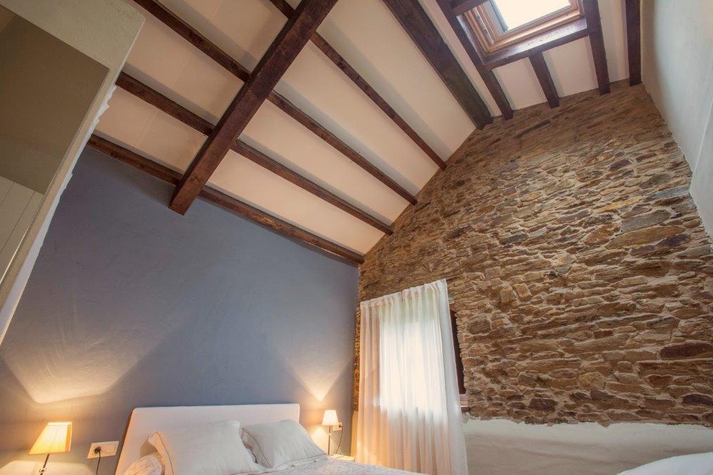dormitorio casa Alpendre