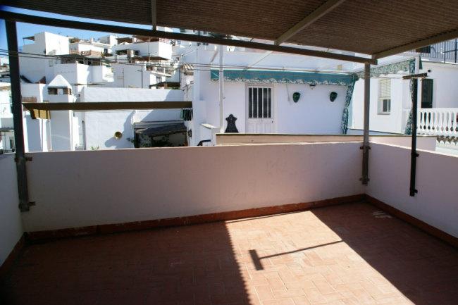 community roof terrace