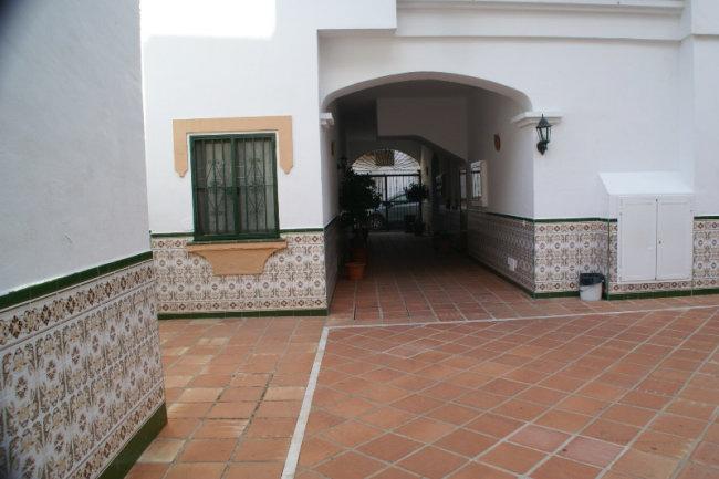 community patio