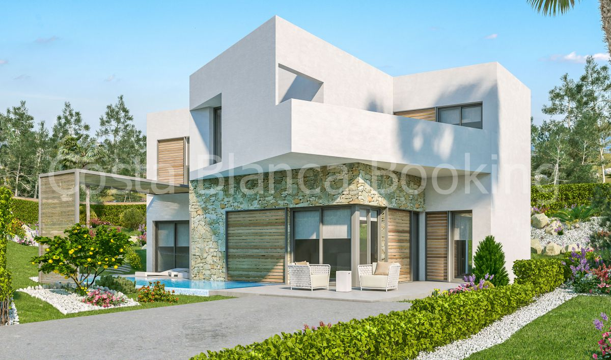 NEW CONSTRUCTION OF VILLAS IN FINESTRAT
