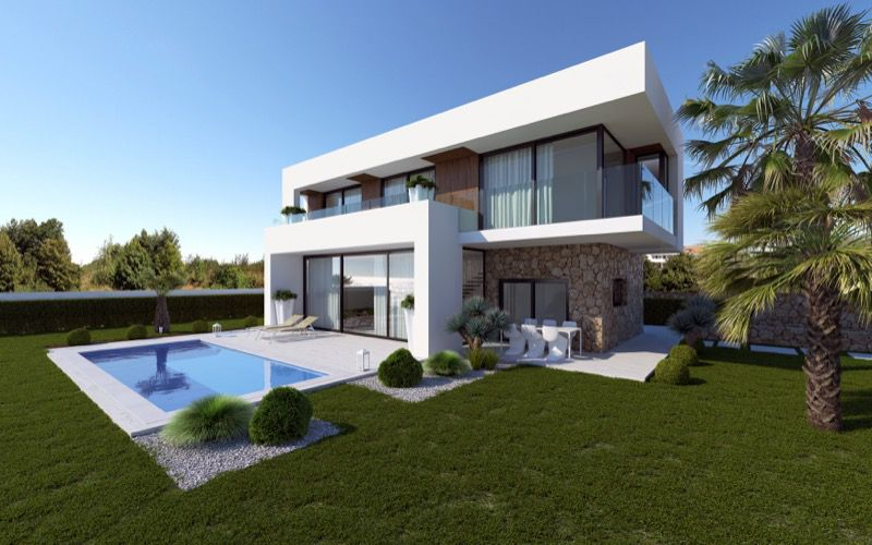 INDEPENDENT VILLA – FINESTRAT