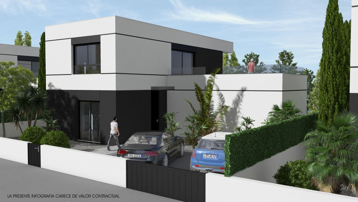 FANTASTIC NEW PROJECT IN POLOP