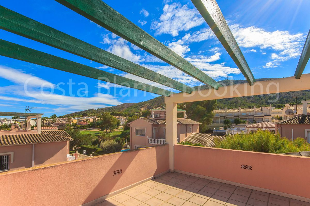 SPANISH VILLA IN ALBIR WITH GUEST HOUSE AND BEAUTIFUL VIEWS
