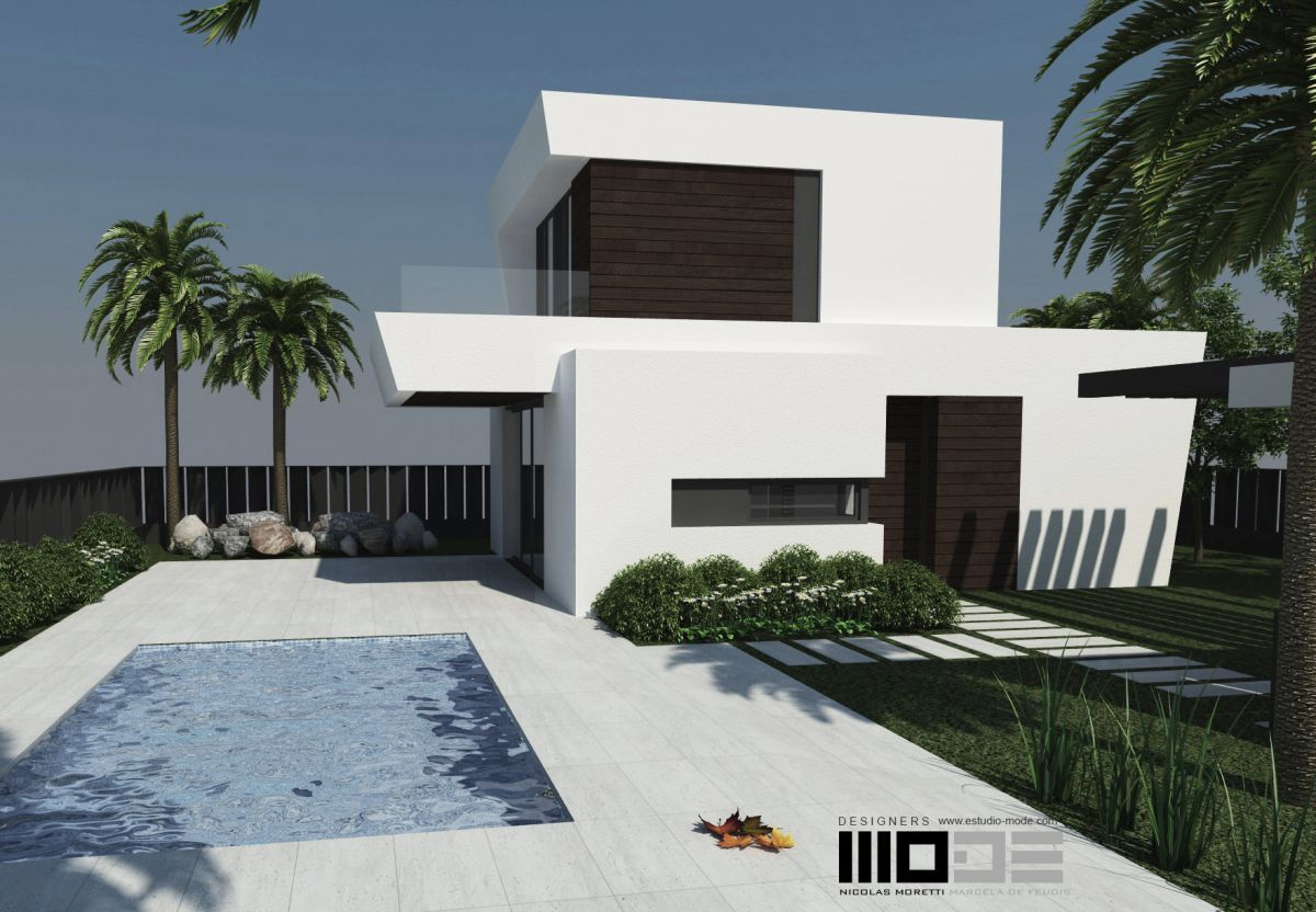 MODERN VILLAS IN POLOP WITH SEA VIEWS