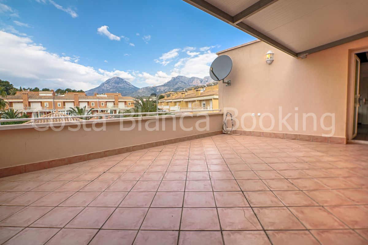 MODERN APARTMENT WITH 3 BEDROOMS CLOSE TO THE NORWEGIAN SCHOOL IN ALFAZ DEL PI