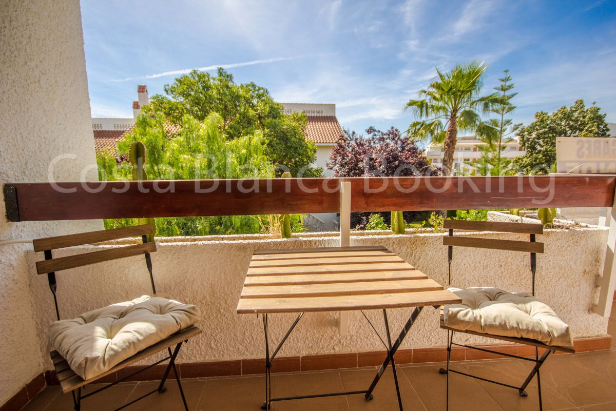 COMPLETELY RENOVATED APARTMENT IN ALFAZ DEL PI