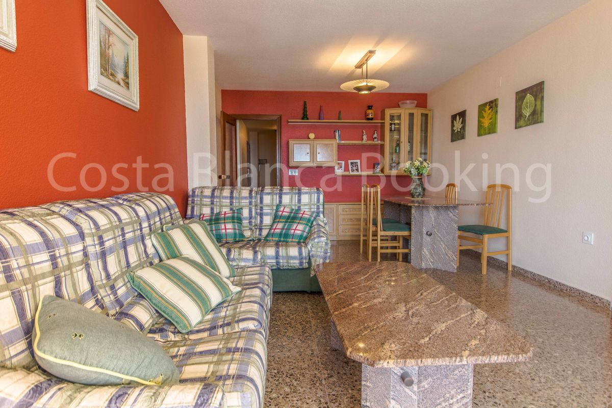 SPACIOUS FRONT LINE APARTMENT WITH PANORAMIC VIEWS