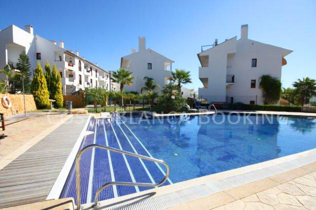 CORNER APARTMENT IN ALFAZ DEL SOL