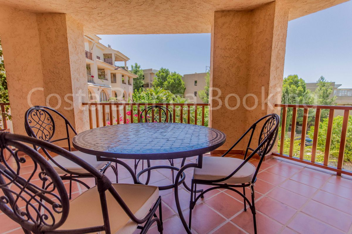 BEAUTIFUL APARTMENT IN ALTEA LA VELLA