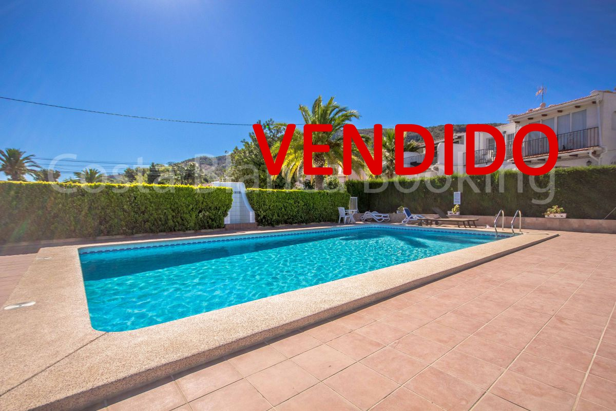 APARTMENT IN ALBIR WITH POOL AND PARKING AREA