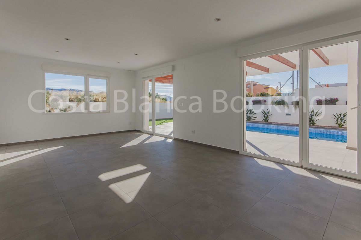 NEW BUILD VILLA WITH AN FANTASTIC PRICE