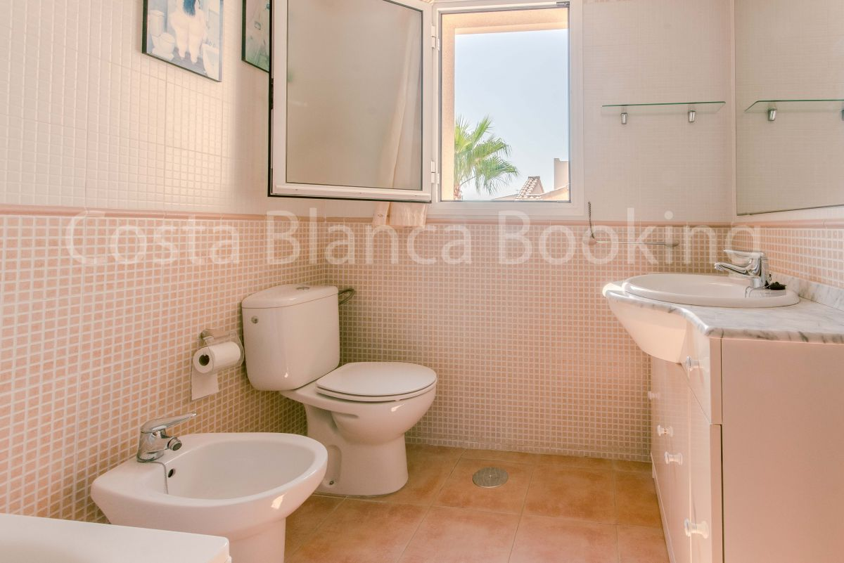 APARTMENT SITUATED IN A BEAUTIFUL URBANIZATION WITH PRETTY GARDENS AND SWIMMING POOL