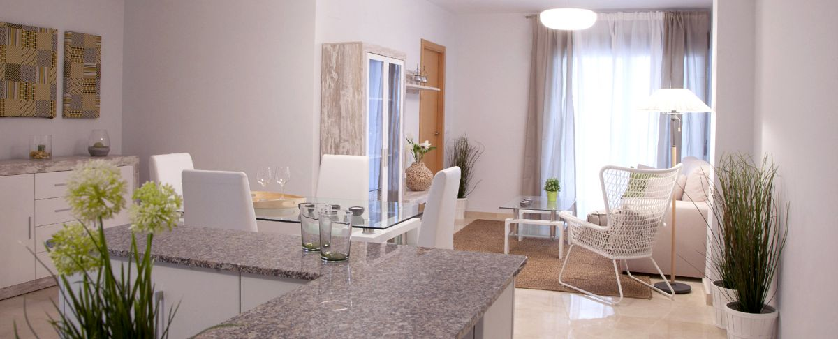 APARTMENTS IN THE CENTER OF ALTEA CLOSE TO THE BEACH