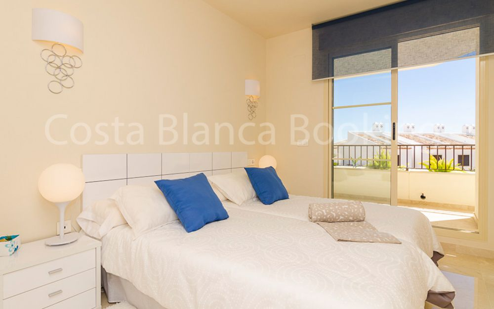 APARTMENTS OF 2 AND 3 BEDROOMS IN SIERRA CORTINA