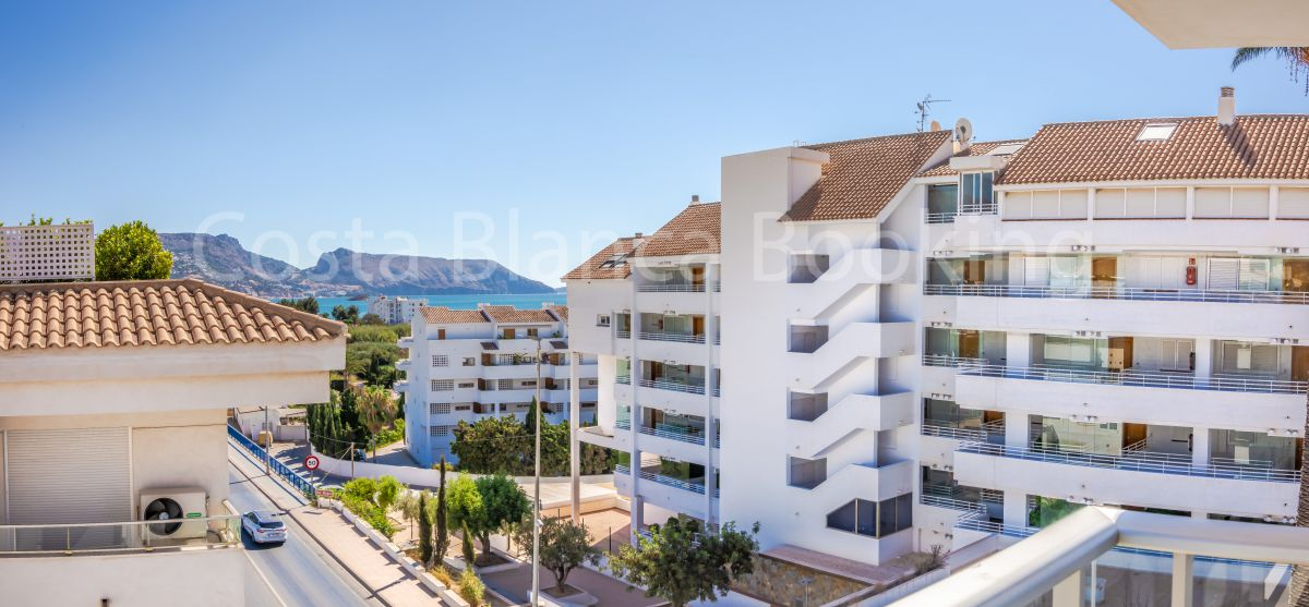 BEAUTIFUL APARTMENT IN ALTEA