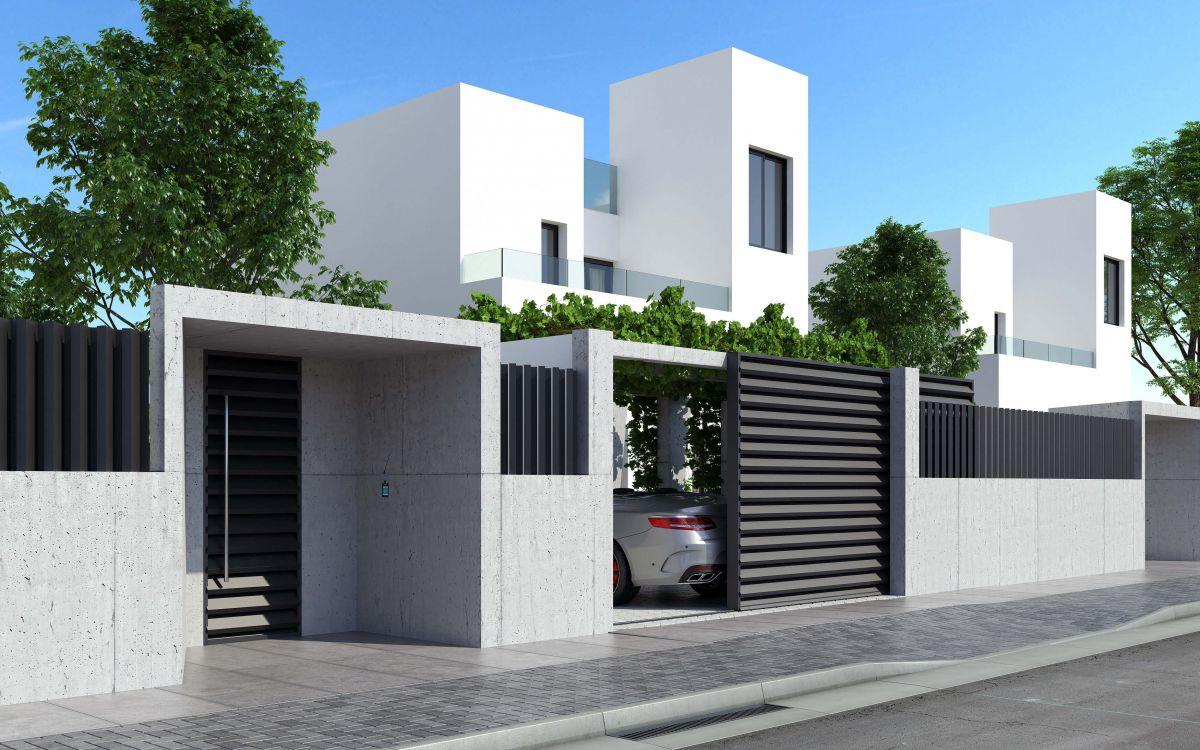 VILLAS OF NEW CONSTRUCTION IN SIERRA CORTINA