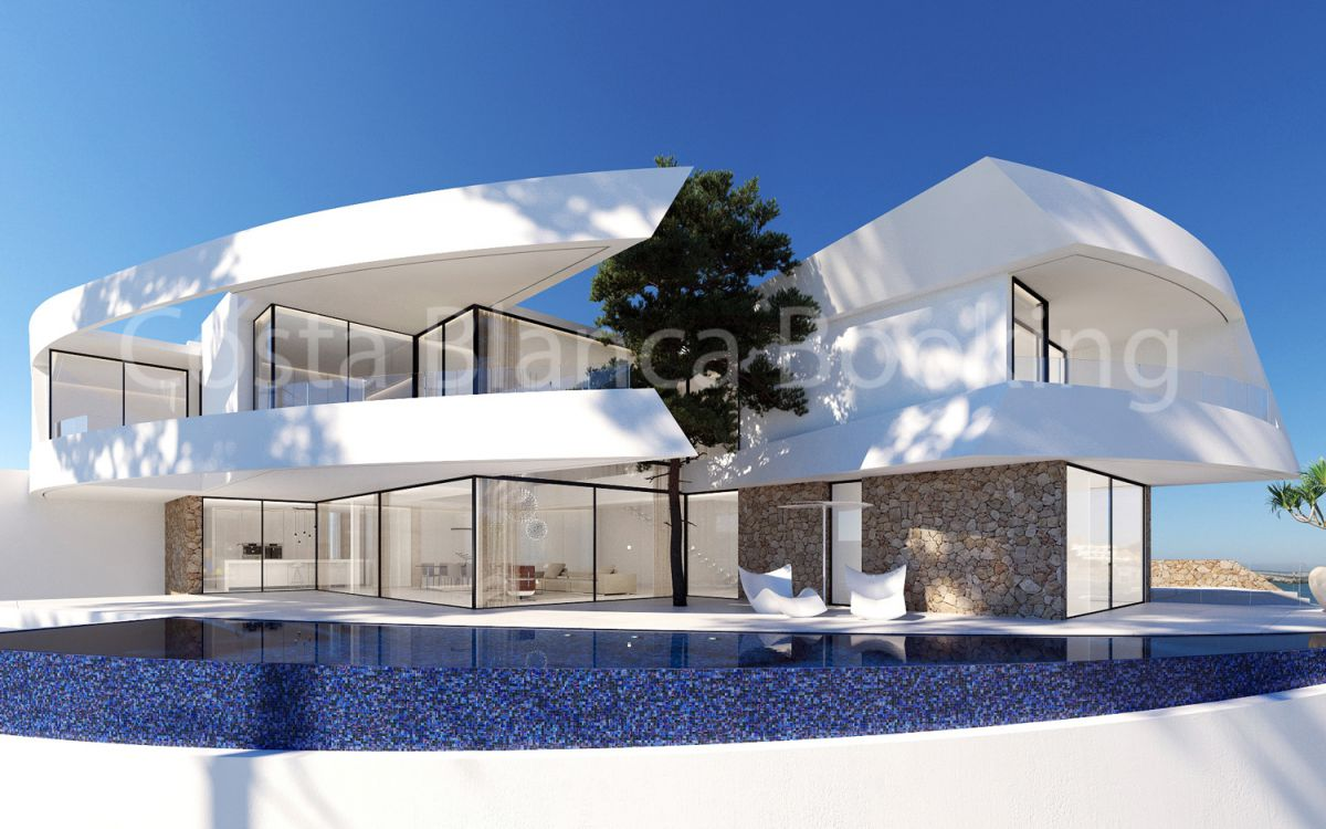 MAGNIFICiENT VILLA IN ALTEA HILLS