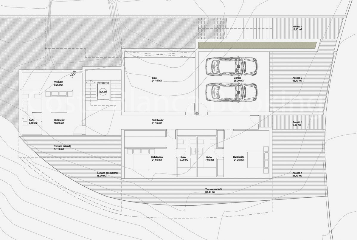 VILLA NEW CONSTRUCTION IN ALTEA HILLS