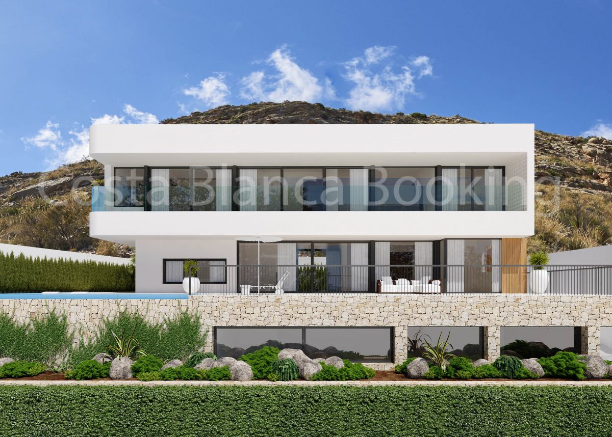 FABULOUS VILLA WITH MAGNIFICENT VIEWS