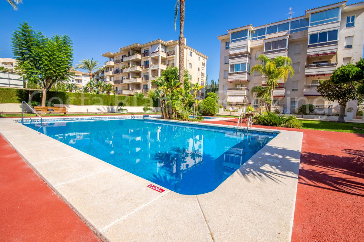 VERY SUNNY APARTMENT IN THE CENTER OF ALBIR