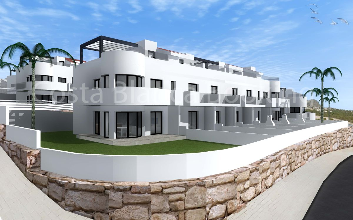 NEW CONSTRUCTION €€€ FANTASTIC VILLAS
