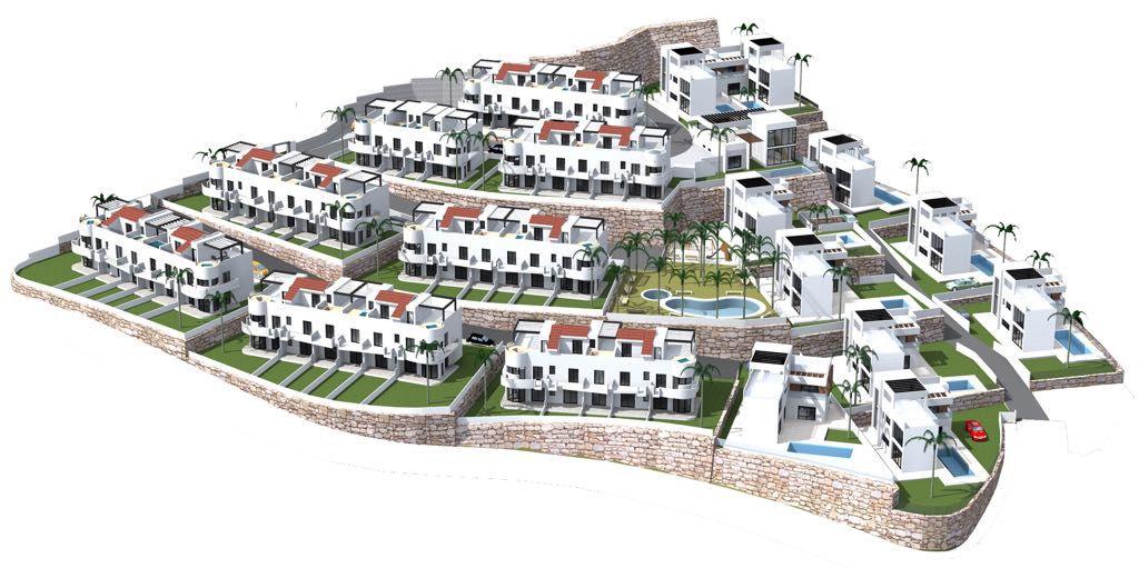 NEW CONSTRUCTION – FANTASTIC SEMI-DETACHED HOUSES