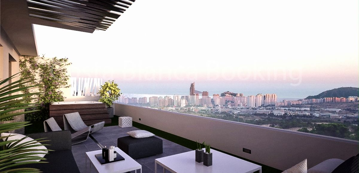 3 BEDROOM PENTHOUSE AT LUXURIOUS RESORT