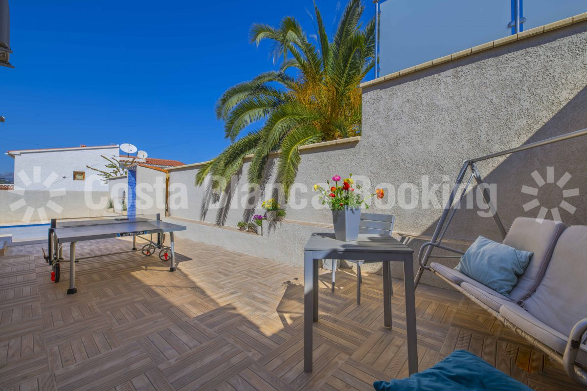 BEAUTIFUL AND CENTRAL VILLA IN SPAIN – ALBIR
